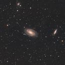 M81 Bode's Galaxy,                                Sven Arnold