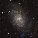 M33 Triangulum Galaxy,                                jerryyyyy