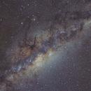 Milky Way Core Over Buderim,                                Flint