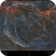 G65.3+5.7 Little Veil Nebula,                                Andre van der Hoeven