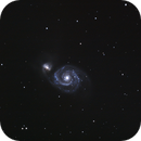 Messier 51 (The Whirlpool Galaxy),                                Lewis