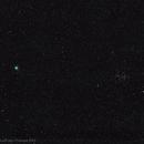 C/2018 Y1 Iwamoto goes Praesepe M44,                                Florian_Neumann-Pieper
