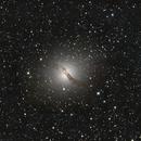 NGC 5128 Centaurus A (The Hamburger Galaxy) IN RGB,                                Ian Parr