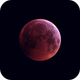 lunar eclipse from central europe,                                jolind