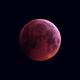 lunar eclipse from central europe,                                jolind