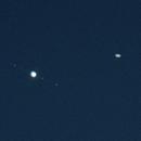 Conjunction of Saturn and Jupiter,                                Jason R Wait