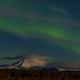 Aurora over Hekla Volcano, Iceland,                                sergio.diaz