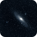 Andromeda Galaxy,                                Russell Valentine