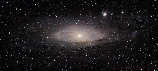 M31 - Andromeda Galaxy,                                scitmon