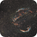 [SHO] SH2-103 NGC6960 NGC6992 Dentelles du Cygne,                                Raypulsif