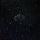 Crescent Nebula - NGC 6888,                                Rubens Menabue