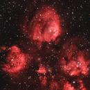 NGC 6334 - 2018,                                Gary Imm