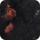 Heart & Soul & Double Cluster,                                Rab722