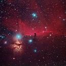 IC 434 Horsehead nebula,                                Joachim