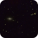 A very quick Sombrero Galaxy,                                Jonathan Rupert