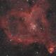 Heart Nebula DSLR HaRGB,                                Gustav Bertelsen
