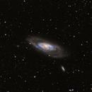 Messier 106,                                Sugar