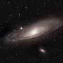 M31 LRGB,                                William Jordan