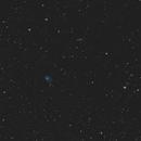 Comète panstarrs (c2017 t2)  DSLR,                                Francis Couderc