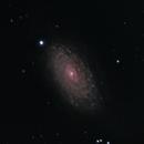 Sunflower Galaxy,                                James R Potts