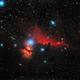 Horsehead Nebula,                                Space_Cat