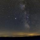 Voie Lactée au 12 septembre 2020,                                Corine Yahia (RIGEL33)