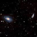 Bode's Galaxy & Cigar Galaxy | M81 (NGC 3031) & M82 (NGC 3034),                                schmaks