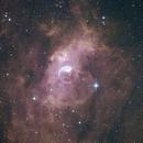 NGC 7635 Bubble Nebula,                                ks_observer