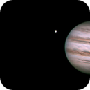 Jupiter, Ganymede and Io,                                Marlon