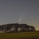 Comet C/2020 F3 NEOWISE,                                Michele Vonci