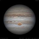 Jupiter - 2017/03/19 06:28 UTC,                                Chappel Astro