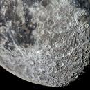 Lunar Closeup,                                Ray Blais