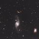 NGC3718,                                Timgilliland