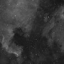 Pelican & North America nebula,                                Ivana