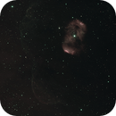 NGC 6165 - quick shot in HaOiii with EdgeHD11 f/7 and ASI1600,                                Freestar8n