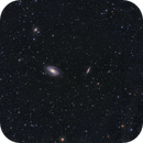 M81 & M82 with hundred of small galaxy,                                Frédéric Tapissier