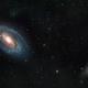 Bodes Nebula and Cigar Galaxy (M81 and M82),                                Gary Lopez