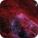 Super Nova Remnant G082.2+05.3 in Cygnus,                                Maciej