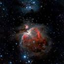 M42, The Great Orion Nebula,                                Harrington Beach Imagers Group