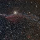 NGC6960 Cirrus Nebula West,                                George Costanza