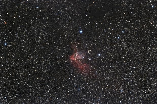[Neb] NGC7380 (Nébuleuse du Sorcier) @Jack,                                Raypulsif