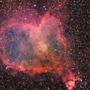 IC 1805 Heart Nebula,                                Marko Labor