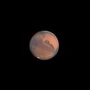 Mars 2020-10-26. Sinus Meridiani. RGB,                                Pedro Garcia
