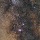 M8-M20 region,                                Christian Schulbert