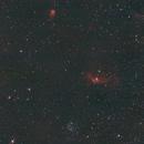 From NGC 7538 to M52,                                Enol Matilla