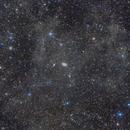 M81/82 IFN with small telephoto lens,                                Luigi Fontana