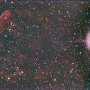 IC 443 bei Mondschein,                                Anton