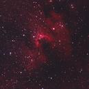 Cave Nebula,                                drivingcat