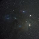 Visual Neighborhood of Antares,                                astropical