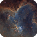 IC 1805 - The Heart Nebula,                                GalacticCoreDigital
